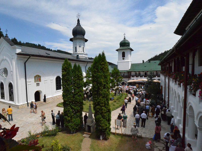 Neamt Monastery Tour